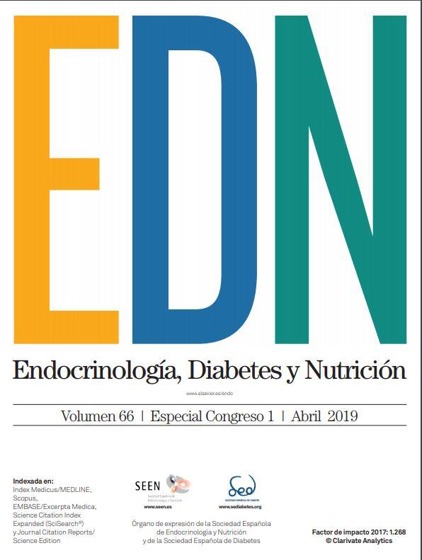 portada de la revista de atención de diabetes