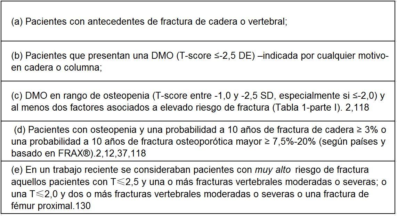 Osteoporosis clinica guia practica de para