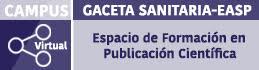 Gaceta Sanitaria-ESAP