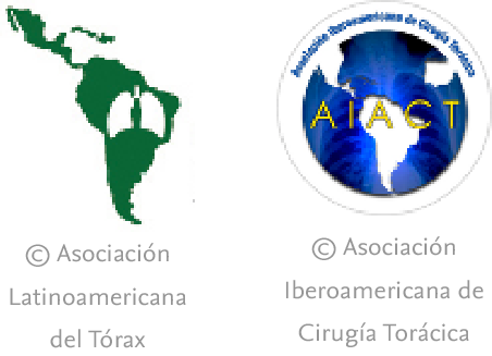 Asociación Latinoamericana del Tórax y Asociación Latinoamericanade Cirugía Torácica