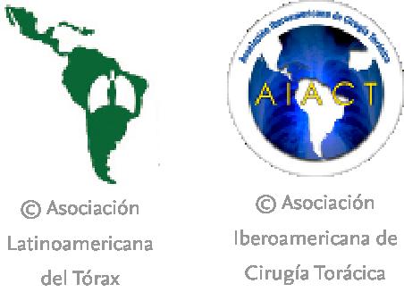 Asociación Latinoamericana del Tórax y Asociación Latinoamericanade Cirugía Torácica